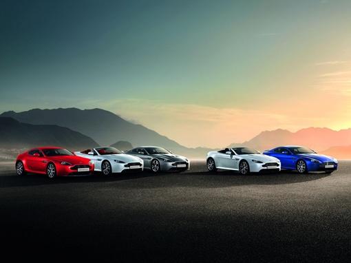 В список опций добавлена электронная система, помогающая трогаться на подъеме. Фото Aston Martin
