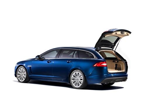 Jaguar XF Sportbrake получит два экономичных, но мощных дизельных двигателей.