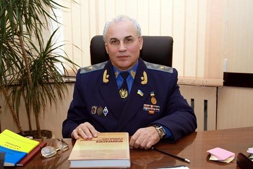 У заместителя прокурора Донецкой области Николая Мычко уже 15 лет живет персидская кошка Донна