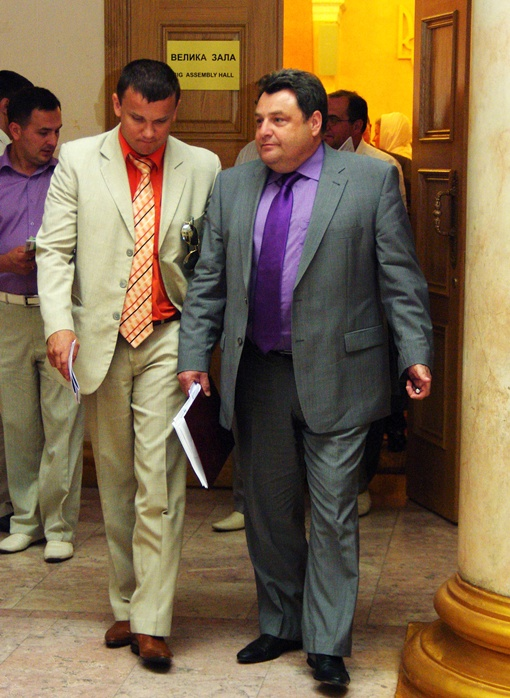 Орлов подает в суд на бывших коллег. Фото Алексея Кравцова