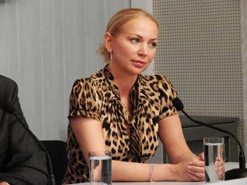 Светлана Бабицкая любит праздновать с семьей и друзьями