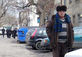 Незавидное соседство. Фото Алексея Кравцова.