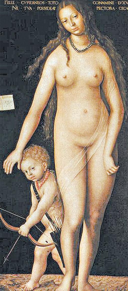 Написанная в 1509 году картина