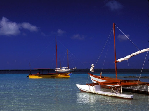Кирибати – невероятно красивое государство