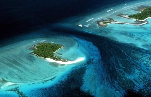 По словам президента, климатические изменения означают для жителей Кирибати повседневную борьбу за существование