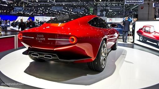 Прототип получит шестиступенчатую полуавтоматическую трансмиссию и 4,7-литровый 450-сильный силовой агрегат V8