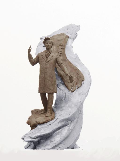Этот проект разработан киевскими скульпторами.
