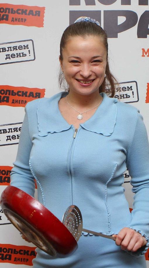 Ольга Парфентьева зареклась участвовать в подобных авантюрах
