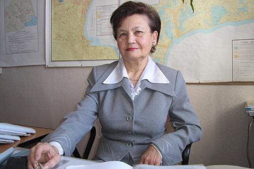 Крымский сейсмолог Белла Пустовитенко: