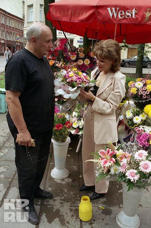 Ирина и Александр Пороховщиковы прожили вместе 30 лет