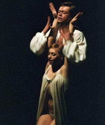 Николай Караченцов и Елена Шанина играли Резанова и Кончиту в самом первом спектакле