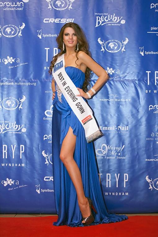 Днепропетровчанки не устают подтверждать свое реноме самых красивых женщин планеты.Фото из личного архива Алены Лещук.
