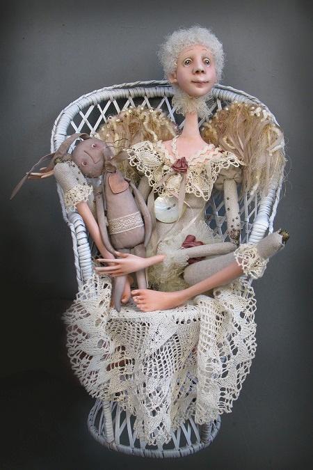 Работа Виктории Миненко