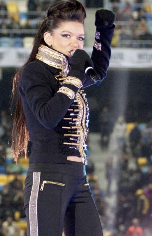 Руслана. Фото с сайта ruslana.ua.