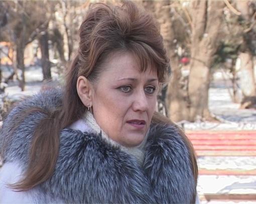 Жена Ольга была с мужем почти на всех заседаниях суда