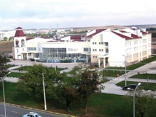 Украинская школа-гимназия, г. Симферополь