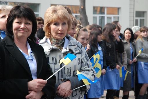 Работницы больницы. Фото Павла Василькова