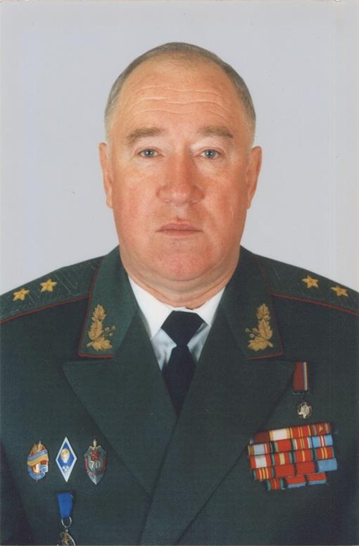 Владимир Никитович СЛОБОДЕНЮК