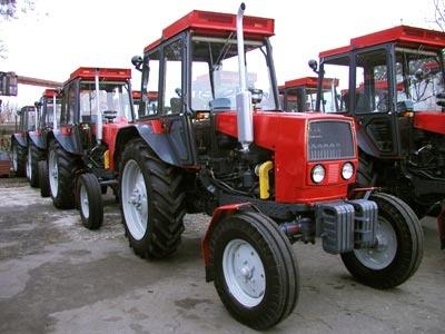 В советские времена днепропетровские трактора экспортировались в 56 стран мира!