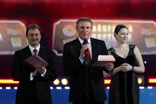 Сертификаты и ключи от машин были вручены спортсменам на торжественной церемонии
