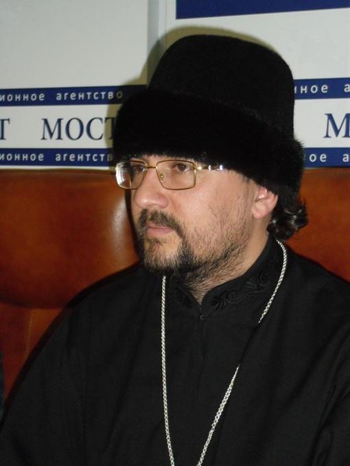Отец Николай Несправа