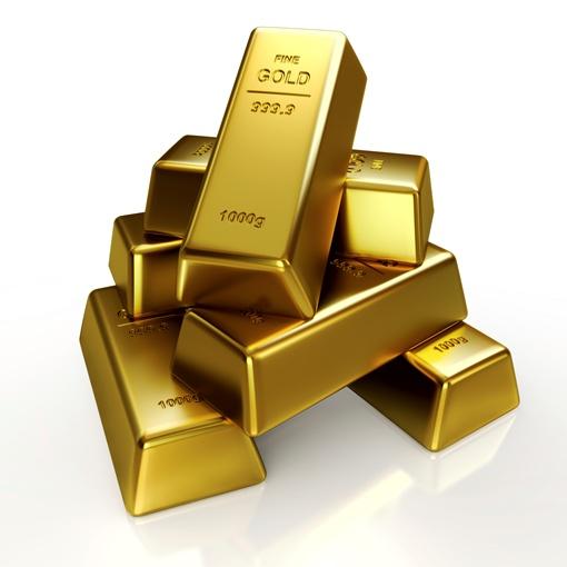 Украинцы покупают золотые слитки