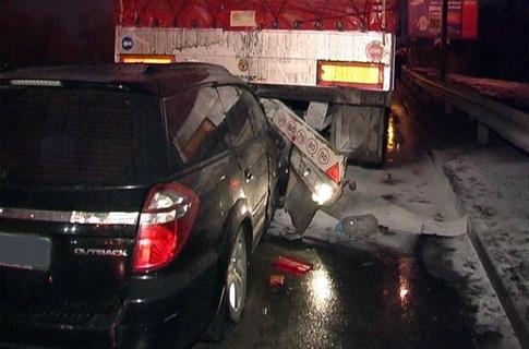 О пострадавших вследствие ДТП не сообщается. Фото magnolia-tv.com