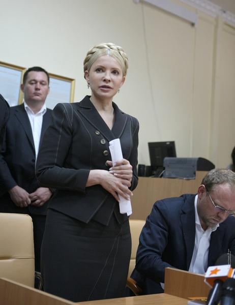 Адвокат сомневается, сможет ли экс-премьер присутствовать на заседаниях.Фото с сайта tymoshenko.ua.