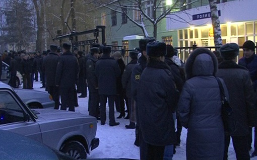 На поиски малютки подняли весь брянский гарнизон полиции. Фото: пресс-служба УМВД России по Брянской области