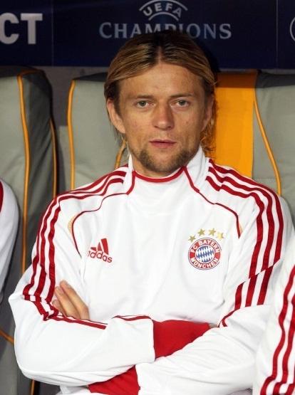 Анатолий останется в Мюнхене до лета 2013 года. Фото с официального сайта Тимощука