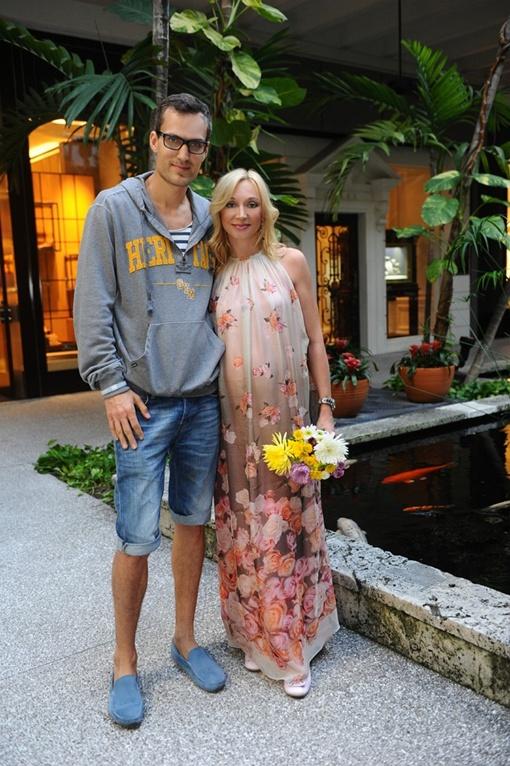 У Кристины и Михаила Земцова родилась дочь. Фото: Евгения ГУСЕВА