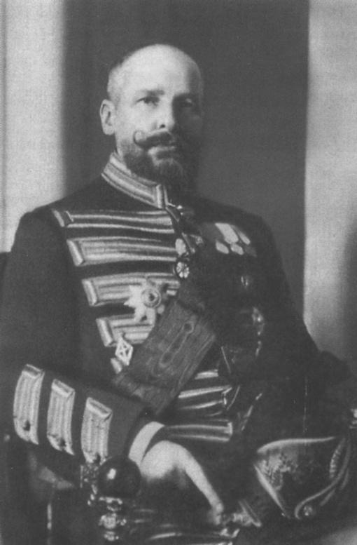 Премьер-министр Петр Столыпин.