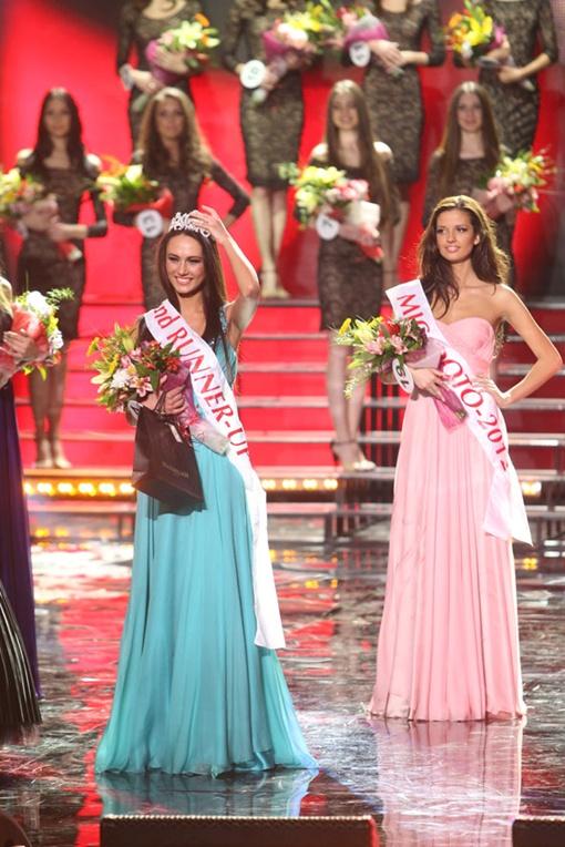 Наталья Дунич выиграла корону со второй попытки. Фото Максима ЛЮКОВА.