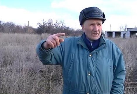 Леонид Бычук - очевидец. Фото 34 телеканала (Днепропетровск).