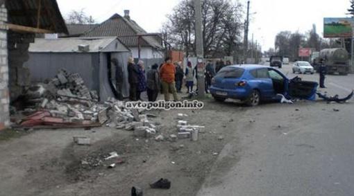 Парень погиб в страшном ДТП. Фото: avtopoligon.info.