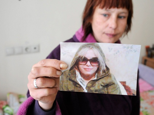 Мама погибшей Оксаны Макар Татьяна Суровицкая: