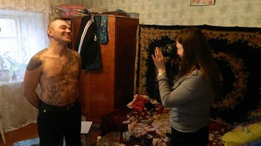 Шахтер Юрий - очень гостеприимный парень. Фото: