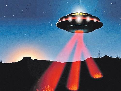 Люди верят, что пришельцы каким-то образом помогут пережить апокалипсис. Фото: Фото с сайта photos.linternaute.com/Jacques BOUCHEZ.