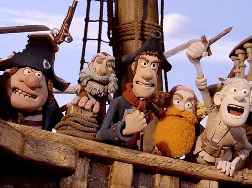 ЦИТАТА: - Ты хочешь стать пиратом года? Вот умора!