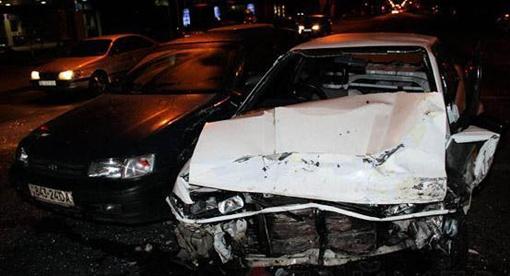 В ГАИ говорят, что водитель был трезвым. Фото с сайтов timer.od.ua и dumskaya.net
