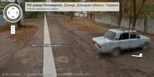 Транспорт на улице Пятницкого