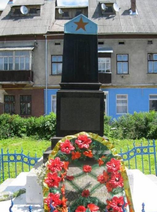 По закону такие памятные знаки охраняются государством. Фото с сайта turka.at.ua.