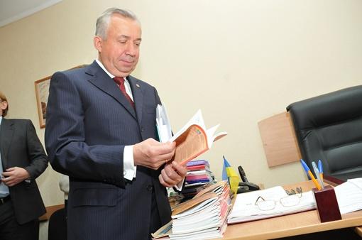 Ученый: мэр Донецка Александр Лукьянченко