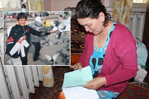 Фото: Сергей СТАНЧИК Родители Джасурбека верят, что сын найдется