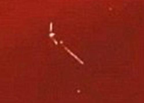 Объект, снятый обсерваторией SOHO в апреле 2012 года.