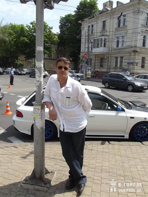 Алексей Макаров успевал отдыхать. Фото: