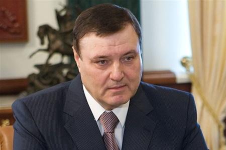 А таким пришел на работу 14 мая. Фото: /videonews.com.ua