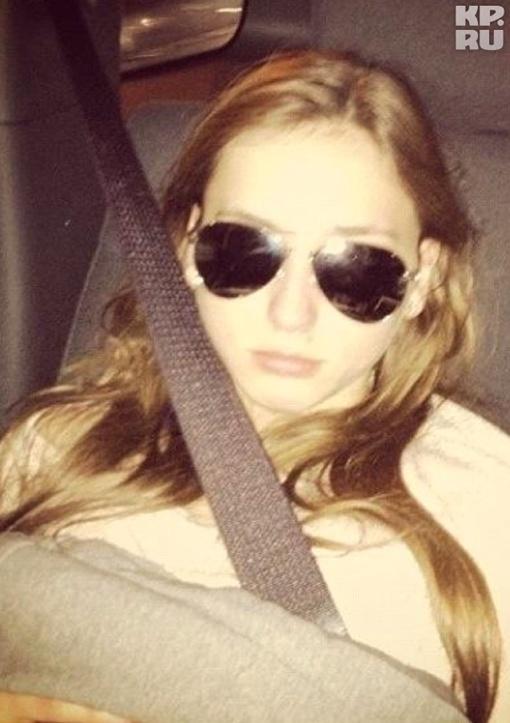 Аня Белан теперь живет в Америке. Фото: личный архив Димы Билана