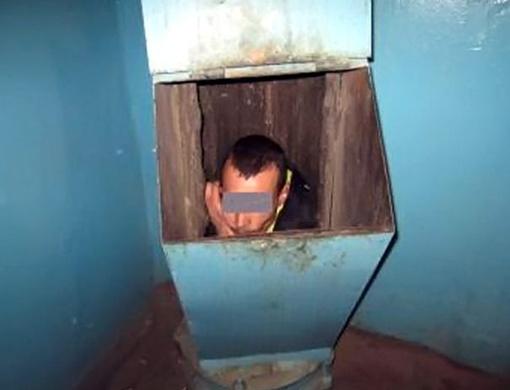 Теперь о подвиге парня знает не только его подружка, но и вся Тюмень. Фото: пресс-службы областного управления МЧС.