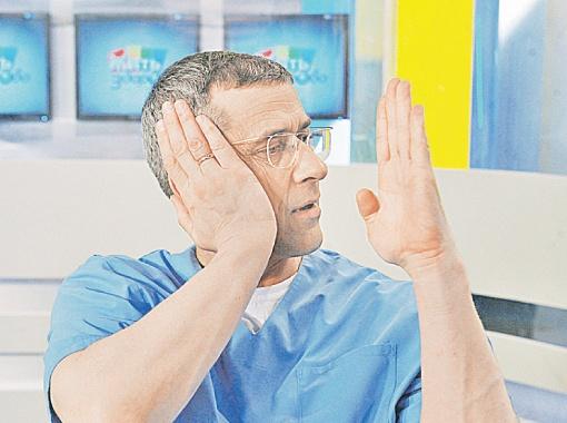 Упражнения при шейном остеохондрозе доктор шубин